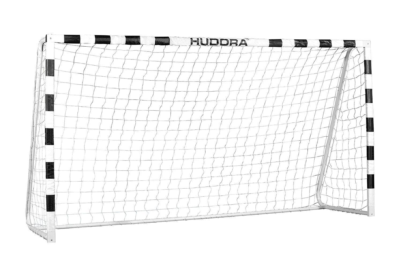 Hudora Fußballtor Stadion 300 cm Fußball  Tor  wetterbeständig Kicker PA-9096
