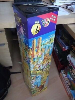 Heye Puzzle -  RYBA - NEW YORK -  8000 Teile (c) 2000  innen neu/ New inside RAR