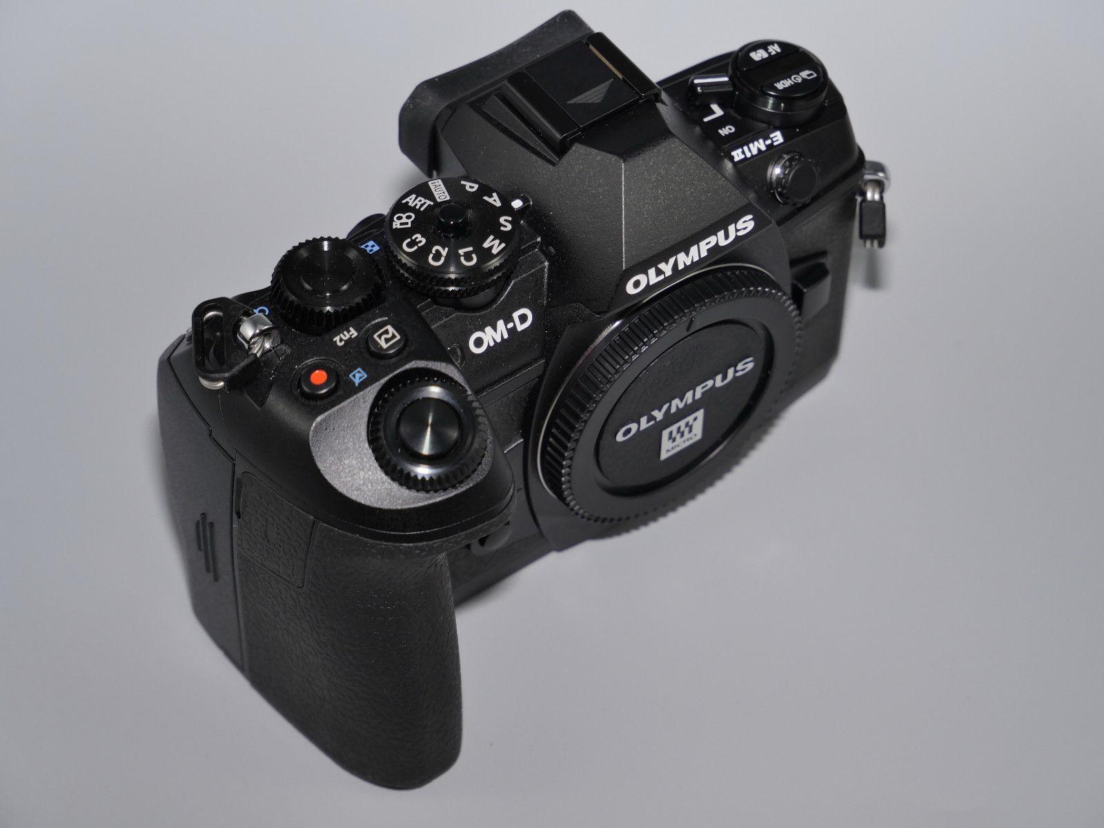 Olympus OM-D E-M1 Mark II Systemkamera