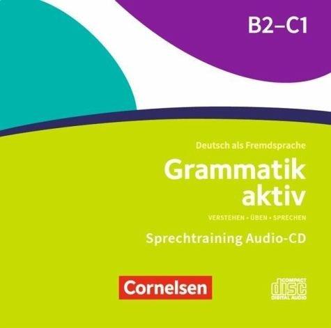 Grammatik aktiv: B2/C1 - Audio-CDs zur Übungsgrammatik im wav-Format