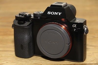 Sony A7 ILCE-7, Vollformat Body, Alpha 7