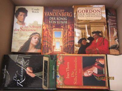 30 Bücher Romane historische Romane Top Titel Bestseller