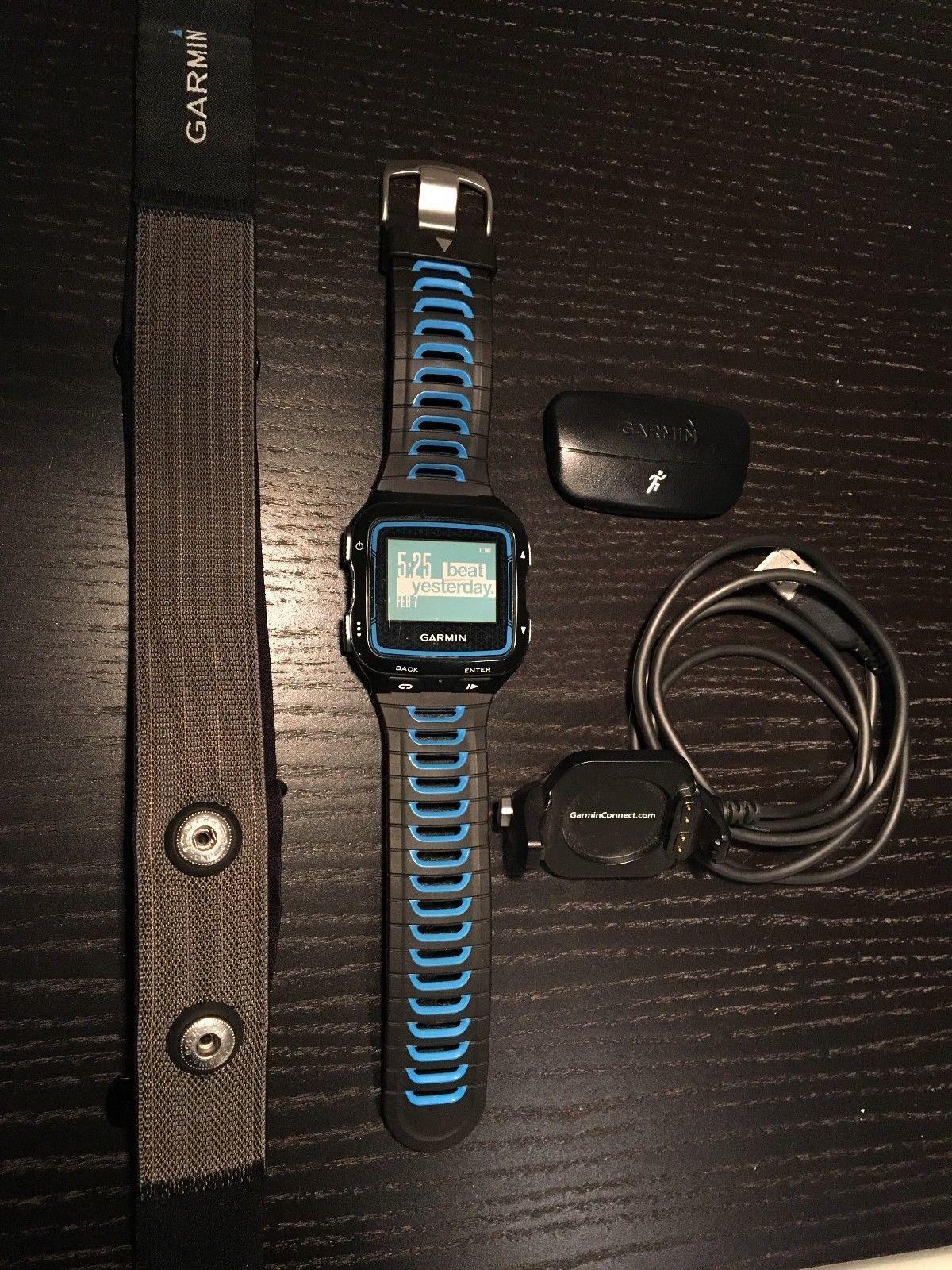Garmin Forerunner 920xt in schwarz-blau