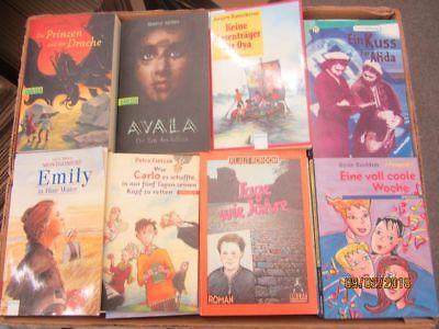 83 Bücher Jugendromane Jugendbücher junge Leser Top Titel