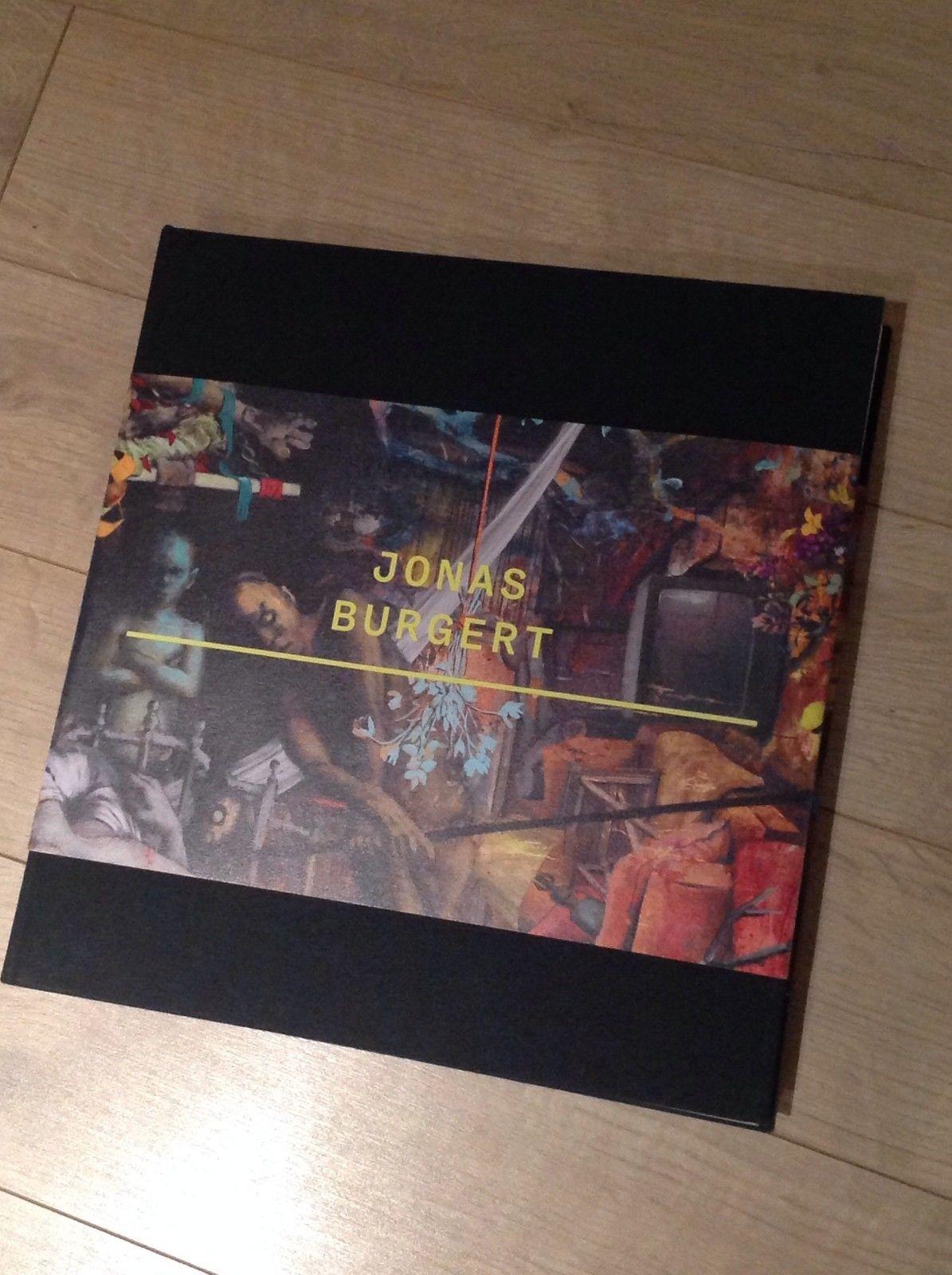JONAS BURGERTKunstbuch