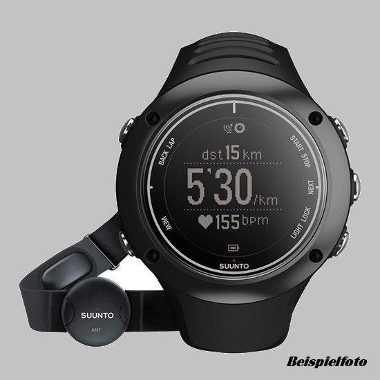SUUNTO Ambit 2S GPS HR Black Limited Edition