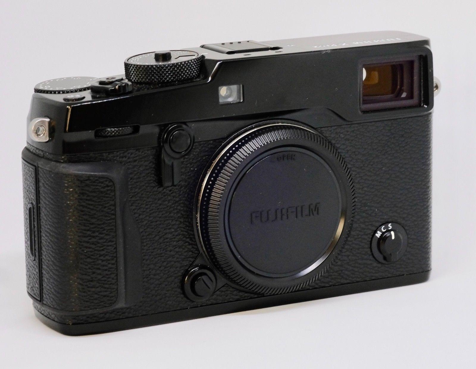Fujifilm X-Pro 2 24 MP nur Gehäuse