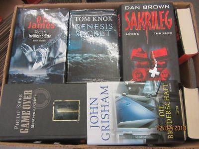 31 Bücher Romane Krimi Thriller Psychothriller  Top Titel Bestseller