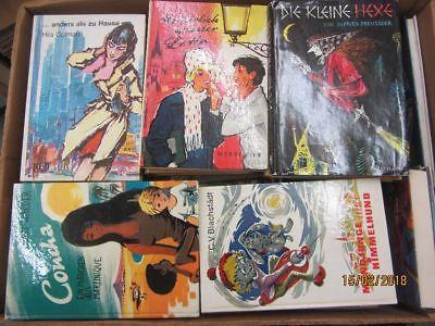 53 Bücher ältere Kinderbücher ältere Jugendbücher ältere Jugendromane Paket 1