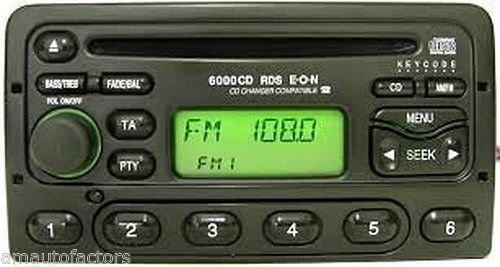 Ford Radio 6000CD-Player