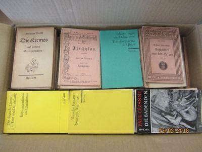175 Bücher Hefte Reclam Verlag Reclamhefte Reclam Hefte
