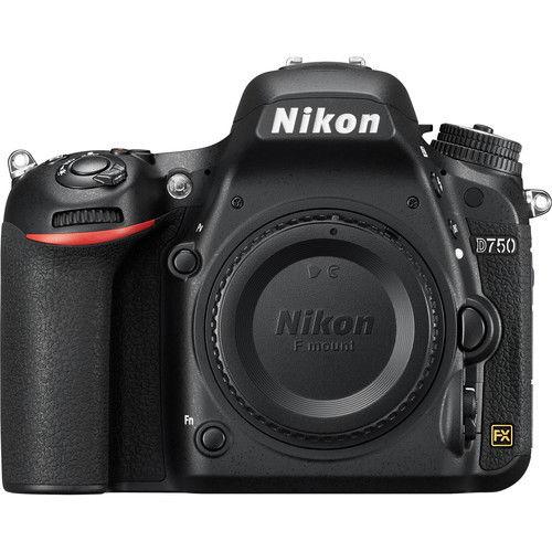 Neu Nikon D750 DSLR Camera (Body Only)