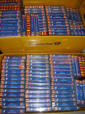 Bibi Blocksberg, Bibi und Tina Aus über 100 Kassetten auswählen. Auswahl 5 MC