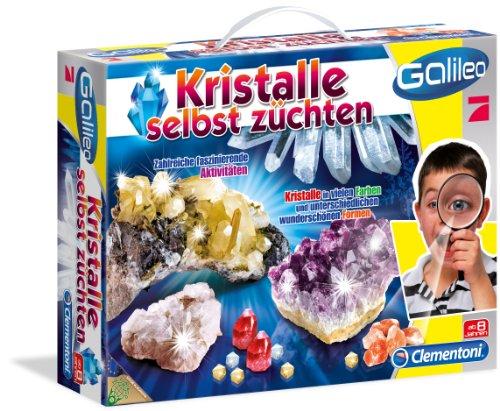 Clementoni 69247.7 - Galileo - Kristalle selbst züchten
