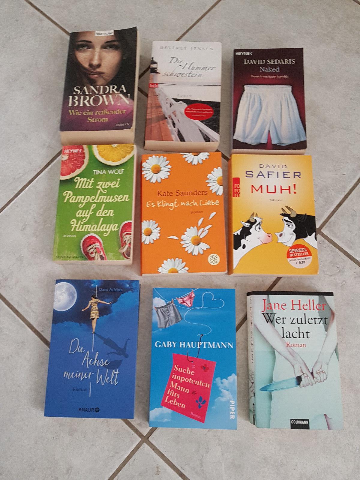 •??? Bücherpaket Frauen Romane•???