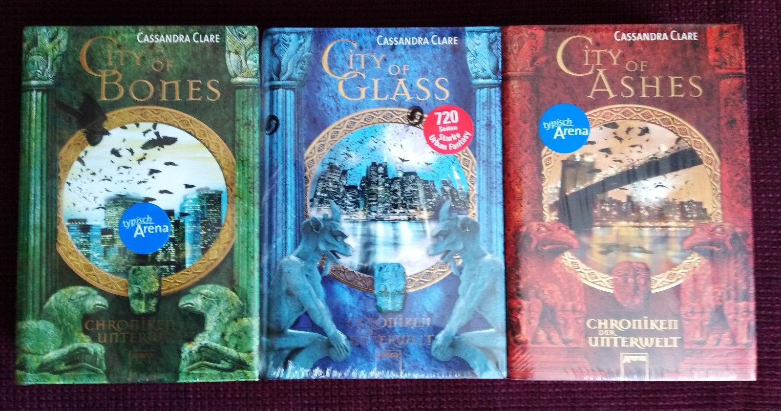 Alle 6 Bände der Reihe