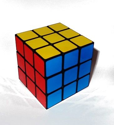 Zauberwürfel Magic Cube 7cm Magischer Würfel Zauber Spielwürfel Neu