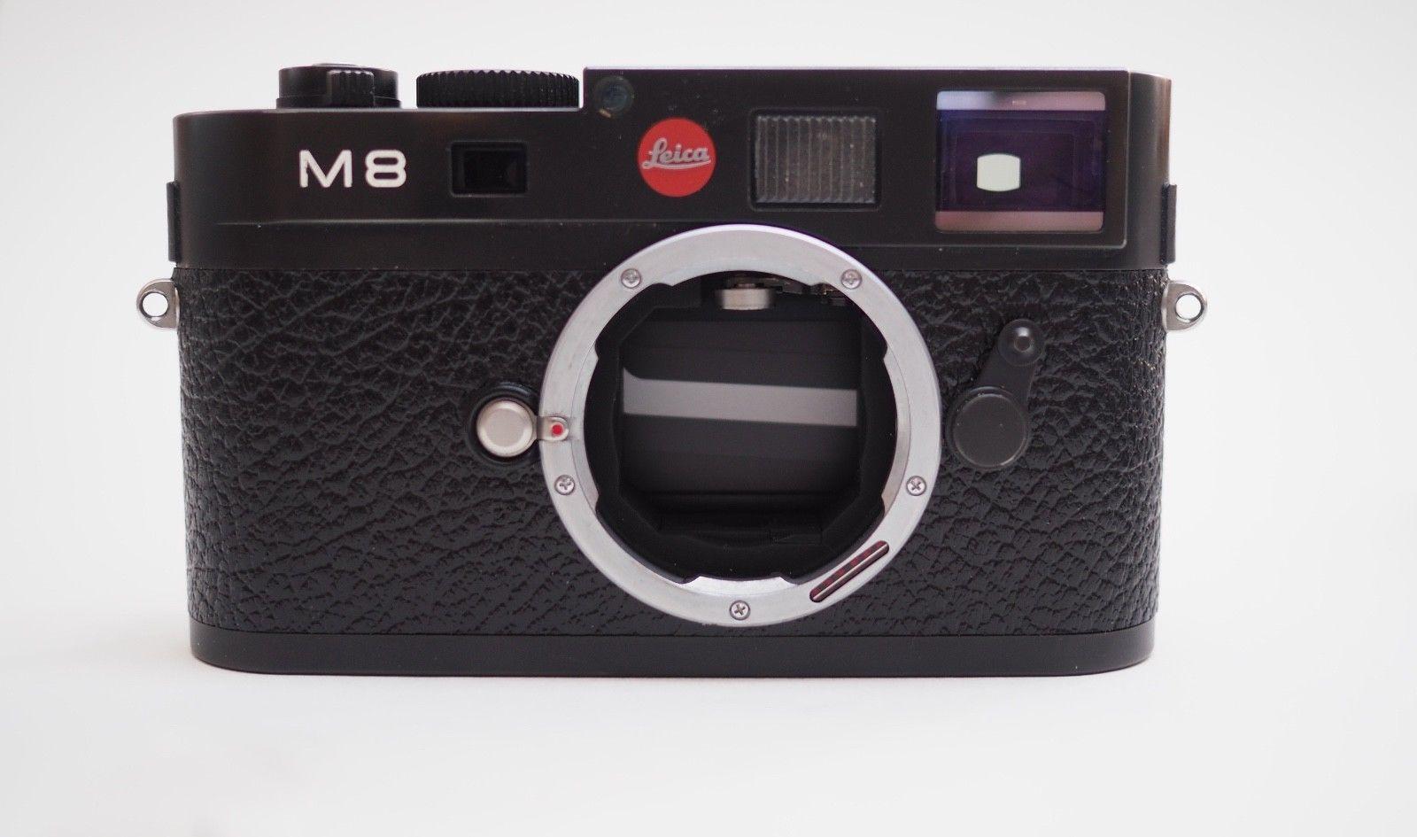 Leica M8 mit OVP, gepflegt.