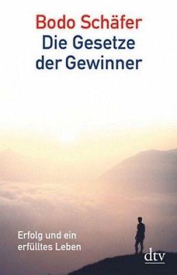 Die Gesetze der Gewinner von Bodo Schäfer (Taschenbuch) NEU