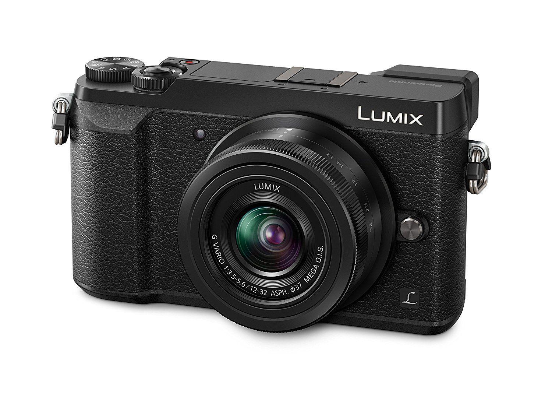 Panasonic Lumix DMC-GX80KEGK (FS12032) + Objektiv 12-32 mm f/3.5-5.6 NEU&OVP
