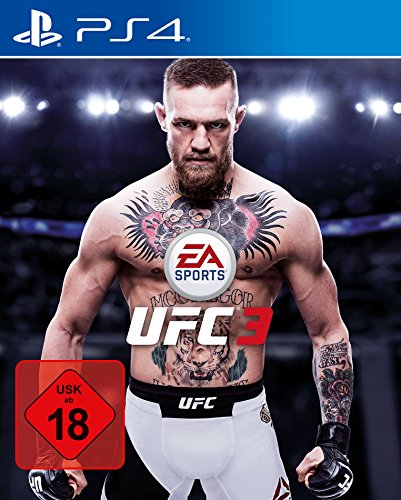 EA Sports UFC 3 -[PlayStation 4]