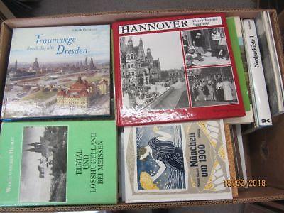 56 Bücher Deutschland Dokumentationen Reiseberichte Historien Chroniken