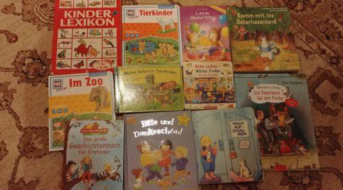 11 tlg. Kinderbücher Paket