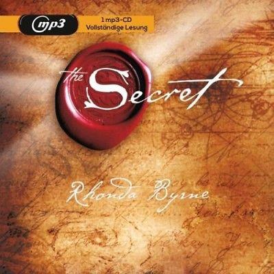 The Secret - Das Geheimnis, 1 MP3-CD (Hörbuch) NEU