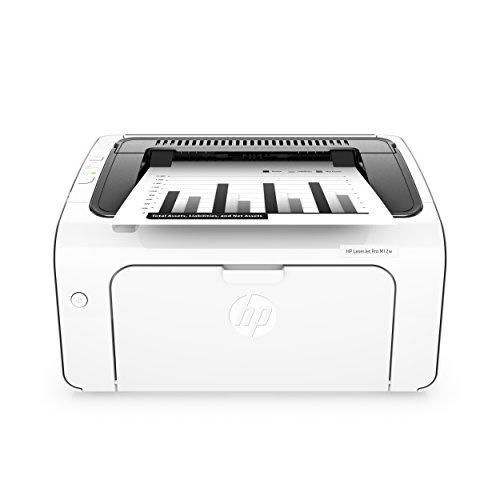 HP LaserJet Pro M12w Laserdrucker (Drucker, WLAN, HP ePrint, USB, 600 x 600 dpi) weiß