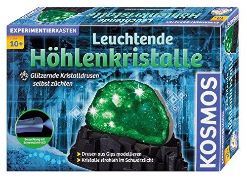 Kosmos 644901 - Leuchtende Höhlenkristalle