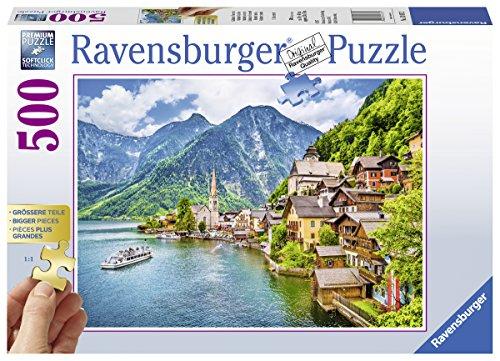 Ravensburger 13687 - Hallstatt in Österreich Erwachsenenpuzzle