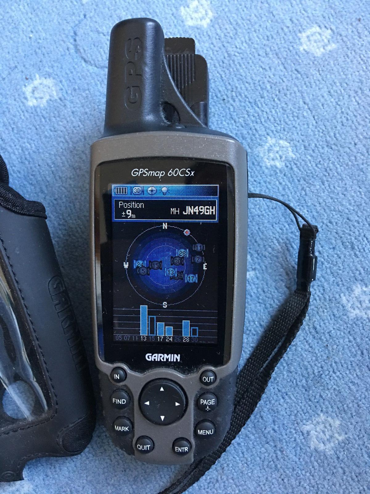 Garmin GPSmap 60 CSx