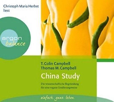 + Campbell Colin : China Study 3er CD HörBuch NEU Gekürzt Christoph Maria Herbst