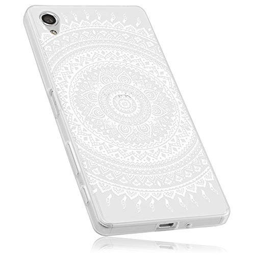 mumbi Schutzhülle Sony Xperia X Hülle im Mandala Design