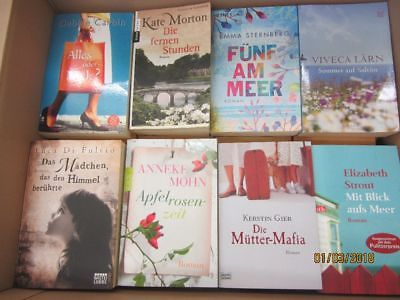 60 Bücher Romane Top Titel Bestseller Paket 1