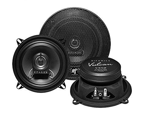Hifonics Auto Lautsprecher 300 Watt Nachrüstung für Ihren BMW 3er E36 ab 12/90 - 04/98 Heckablage