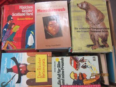 53 Bücher ältere Kinderbücher ältere Jugendbücher ältere Jugendromane
