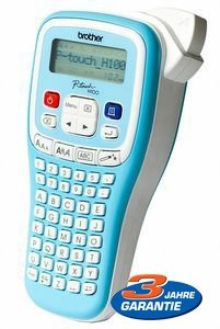Brother P-touch H100LB Mobiles Beschriftungsgerät