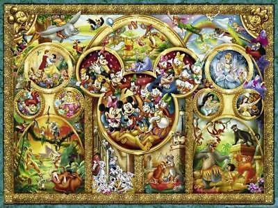 Ravensburger Die schönsten Disney Themen, Puzzle