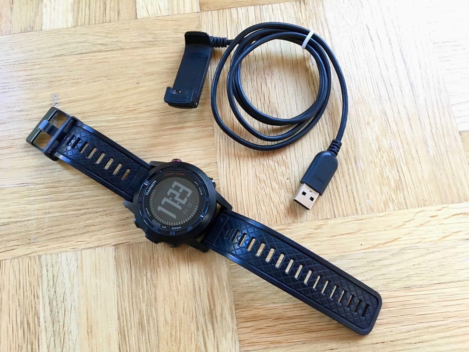 GARMIN fenix 2 GPS Sportuhr Multisport Uhr, guter Zustand