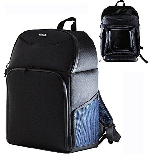 Navitech Hartschalen Reise Schulter Rucksack Backpack Bag Case Kasten fürBlade Chroma AP Combo 4K