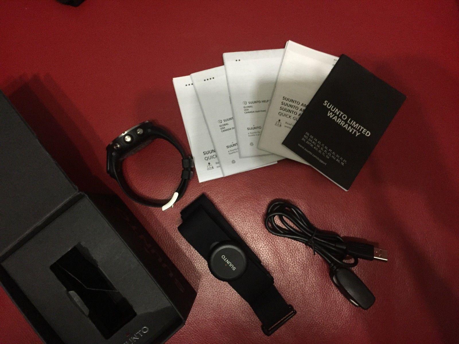 SUUNTO AMBIT 3 PEAK Bluetooth GPS Watch Sport-Uhr  mit Garantie!!