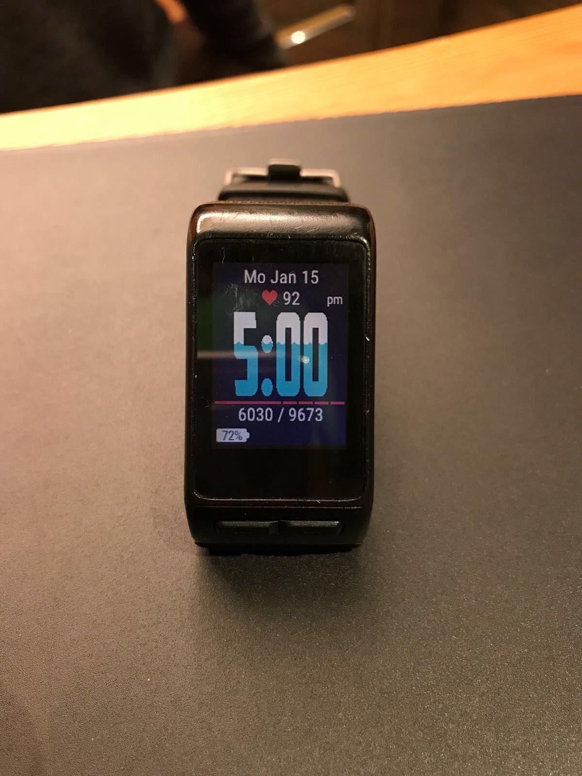 Garmin Vivoactive HR GPS Smartwatch Sportuhr Fitnesstracker