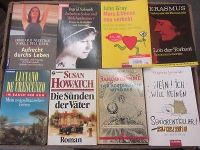103 Bücher Taschenbücher Goldmann Verlag