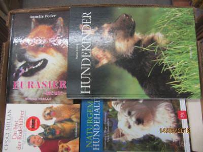 51 Bücher Hunde Hundrassen Hundepflege Hundeerziehung Hundegeschichten