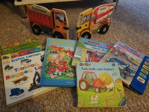9 tlg. Kinderbücher Paket