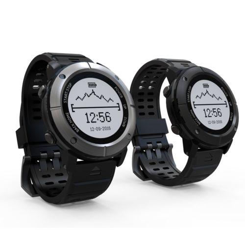 GPS Sportuhr Running Uhr Smartwatch Laufuhr Multi-sports Fitness Wasserdicht SOS
