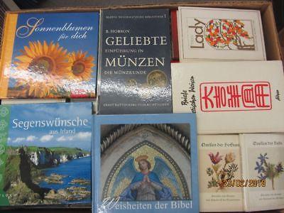 112 Bücher dünne gebundene Bücher Romane Sachbücher Erzählungen Novellen u.a.