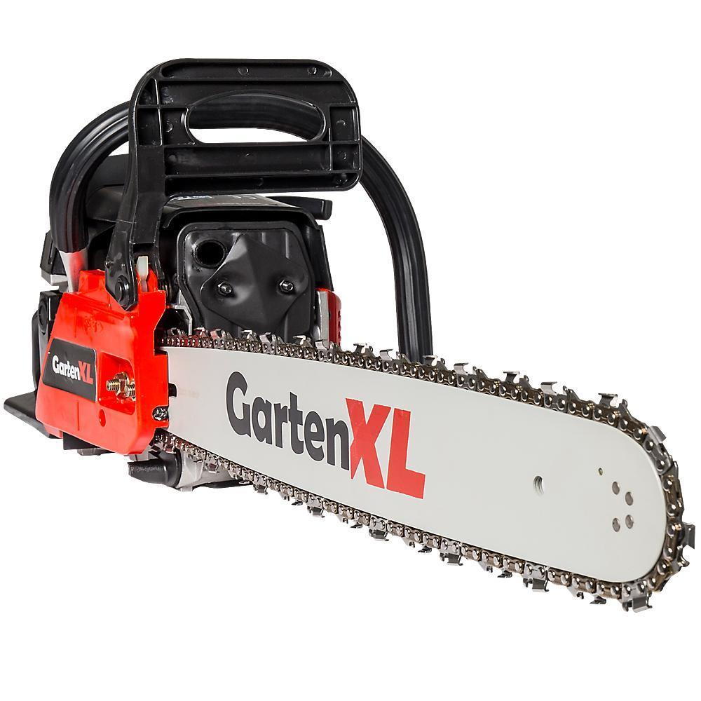 GartenXL 52ccm Benzinkettensäge Kettensäge Benzinsäge Motorsäge 50cm Schwert