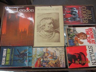 60 Bücher englische Bücher Romane Sachbücher Reiseführer Bildbände u.a.